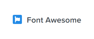 Font-based scalable vector icons with CSS